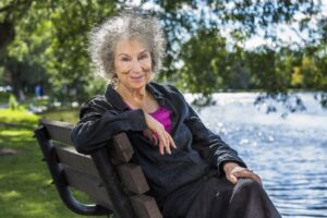 Photo de Margaret Atwood