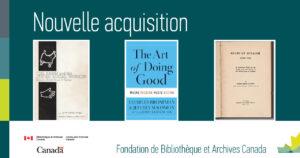 Image de trois publications publiées